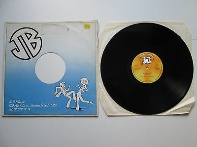 Barry Brown / Jah Thomas ‎– Jealous Lover, ORIGINAL UK 1980 PRESS, A1B1, EX