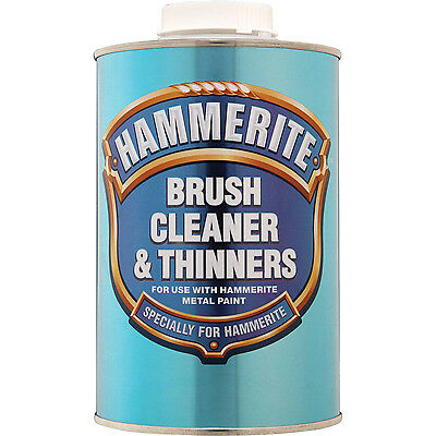 Hammerite Thinner & Brush Cleaner 1000ml