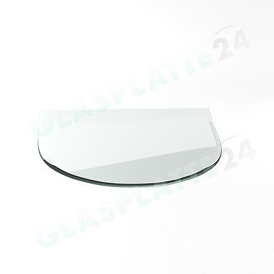 Spark Guard Plate Chimney Stove Glass Bottom Plate Baseplate Plate Glass G1 8mm