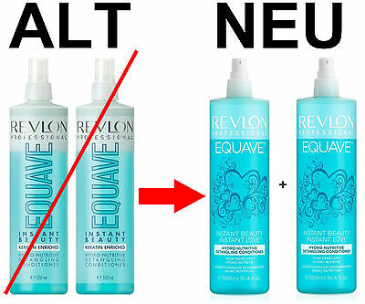 Revlon Equave Hydro Nutritive Detangling 2-Phasen Conditioner 2 x 500ml =1000ml