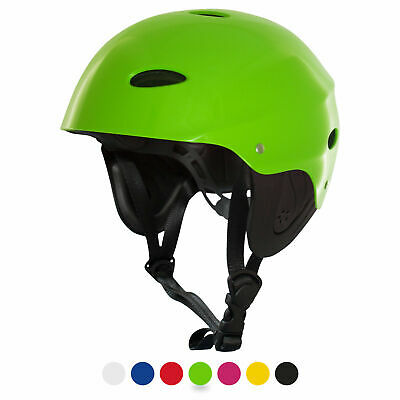GoSea Watersports Safety Helmet Canoe Kayak Board CE Approved Kids Adult Child