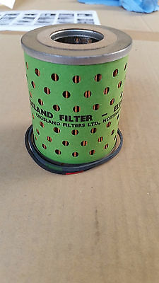 Crosland 452 Air Fuel Filter Cartridge. Oil, Fuel or Water Filter.