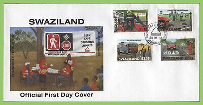 Swaziland 2005 Road Safety Council First Day Cover