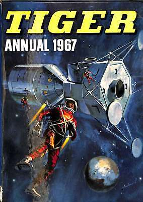Tiger Annual 1967, Good Condition Book, , ISBN
