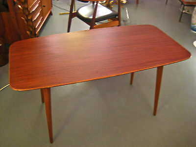 Teak Tisch 50er 60er Jahre Coffee Table Mid Century Design 50s Design _ Berlin