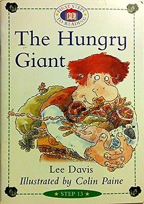 The Hungry Giant, Very Good Condition Book, , ISBN 9780751371550