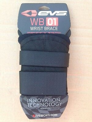 New Evs Wb01 Wrist Brace Mx Enduro Trail Wrist Brace Support Protection