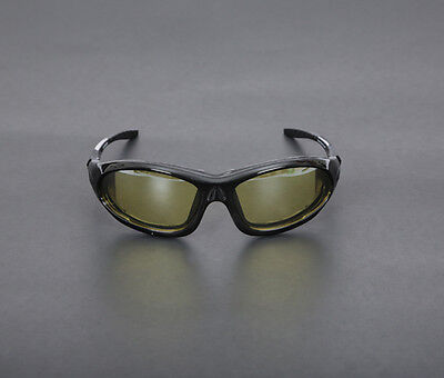 Wind-Removable Foam Cushioning Riding Glasses