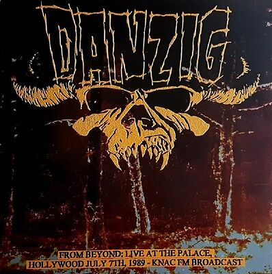 DANZIG From Beyond: Live At The Palace, Hollywood - LP / Vinyl - Limited 500