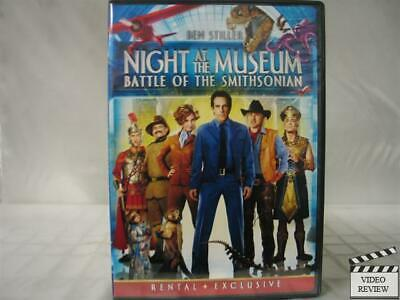 Night at the Museum: Battle of the Smithsonian (DVD, 20