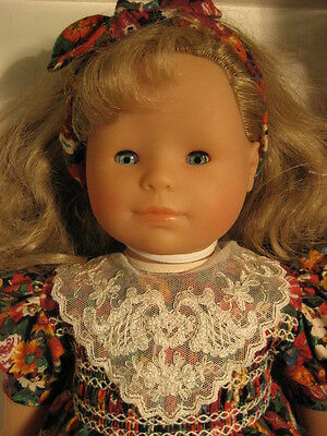 """Catherine Refabert Vintage 1991Corolle Dorothée Doll Made in France MIB 21"""" Rare"""