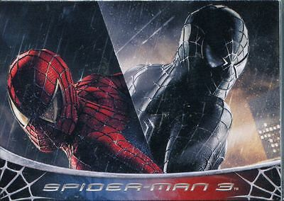 Spiderman 3 Complete 79 Card Base Set