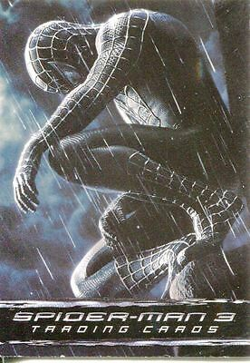 Spiderman 3 The Movie Promo Card P2