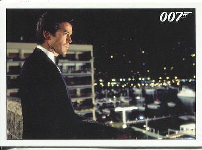 James Bond Archives 2015 Goldeneye Chase Card #22