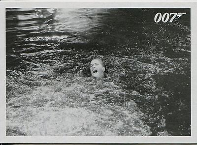 James Bond Archives 2015 You Only Live Twice Throwback Chase Card #56