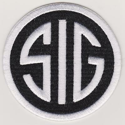 Sig Sauer Firearms Patch Hook Side Backing