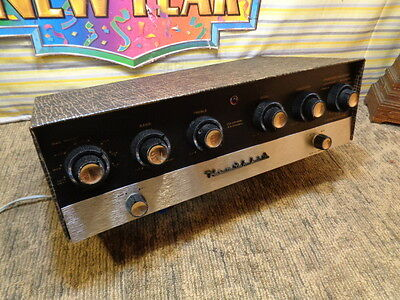 Estate** Vintage Heathkit Sp-2 Tube Preamp > Fully Serviced