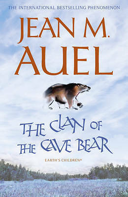 The Clan of the Cave Bear (Earth's Children), Jean M Auel, New