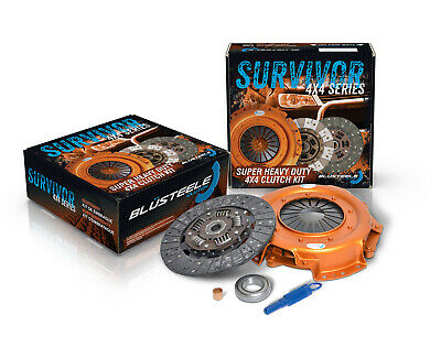 Blusteele HEAVY DUTY Clutch Kit for Toyota Hilux LN130 Surf 2.4 L TDI 2L-T 89-91