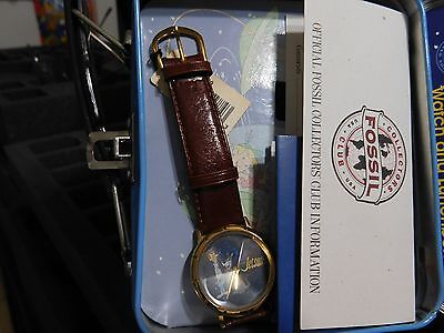 Fossil Watch - The Jetsons - Limited Edition - Rare **nib**