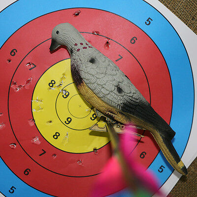 Hot Sale 3D Pigeon Targets Archery Shooting Outdoor Practice Recurve Game Bow