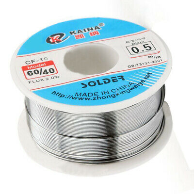 60/40 Welding Flux Tin 0.5mm 100g High Purity Soldering Lead Core Solder Wire