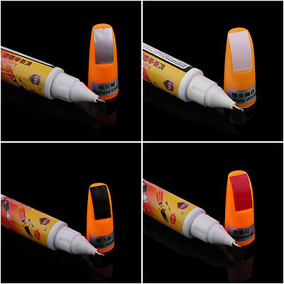 4 Colors Car Scratch Repair Pen Fix It Pro Car Scratch Touch Up Remove Tool