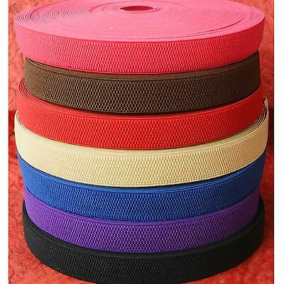 "50mm 2""wide elastic belt stretch waistband sewing dress material honeycomb style"