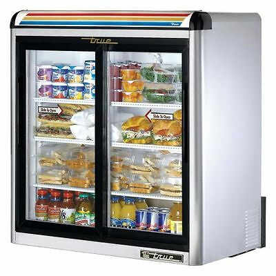 Countertop Refrigerated Merchandiser True Refrigeration GDM-09-S-LD