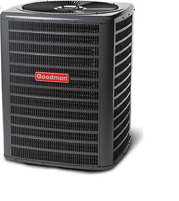 Goodman GSX13** 13 SEER Series Central Air Conditioner Condenser Only New
