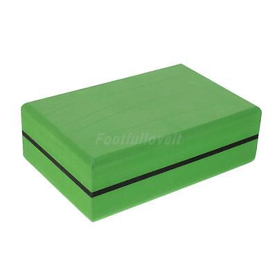 Yoga Block Non-slip High Density Improve Strength and Aid Balance 4 Color