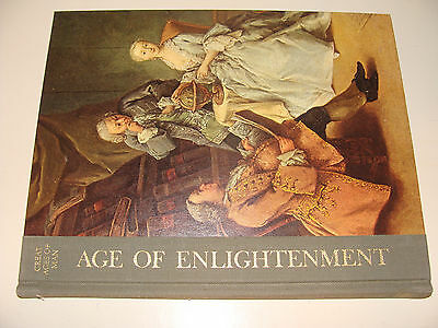 Great Ages of Man Age of Enlightenment Peter Gay 1966 Time-Life History Series