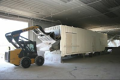 Andela Products Gypsum  Drywall or Glass Recycling System