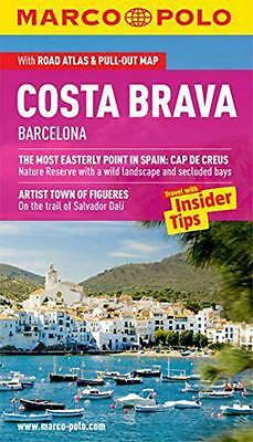 Costa Brava Marco Polo Guide (Marco Polo Guides) (Marco Polo Travel Guides), Mar