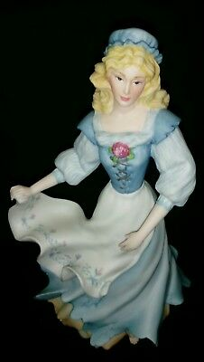 "Lenox Cinderella "" Dreaming of the Ball,"" RARE LEGENDARY PRINCESS! -Lovely"