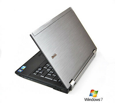 Dell Latitude E6410 Laptop,2.67GHz Core i5,4GB,160GB,WIFI,DVD Rom,Webcam,Win 7