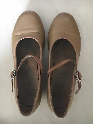 Bloch Tan Tap Shoes
