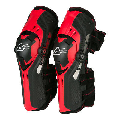 Acerbis  Gorrilla   Gorilla Enduro Mx Hinged Knee Guards Pads Protection