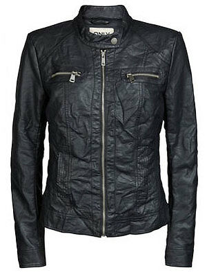 NS. 110340 ONLY Bandit Biker Giacca Donna 34