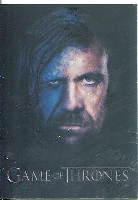 Game Of Thrones Season 3 Gallery Chase Card  PC12 Sandor Clegane