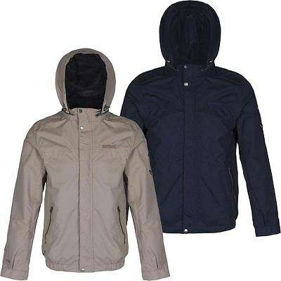 Regatta Moran Full Zip Waterproof Mens Sports Breathable Performance Jacket