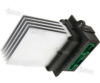 Car Control Heater Module Blower Motor Resistor For Renault Grand Scenic II