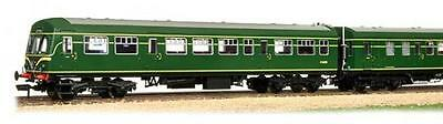 Bachmann 32-285 - BR Class 101 2-Car DMU in BR Green (Speed Whiskers) - New.(00)
