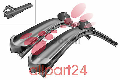 Bosch 3397118972 Wiper Blade Set Aerotwin A972S - length: 550/400 Windshield