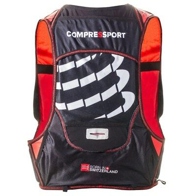 Compressport Ultrun Pack 140g Running Backpack Black