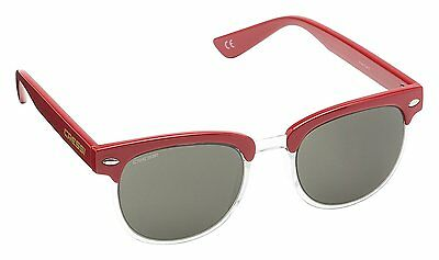 Cressi Panama Sunglasses Red/Dark Grey Lens