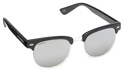 Cressi Panama Sunglasses Black/Light Grey Lens