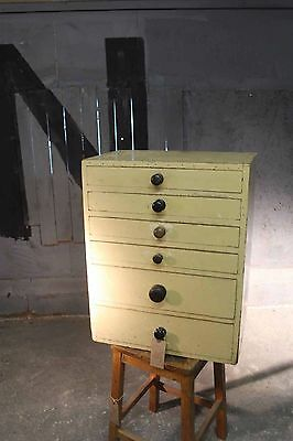 Bank of drawers /collectors Drawers