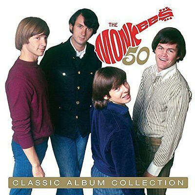 The Monkees-Classic Album Collection  (UK IMPORT)  CD NEW