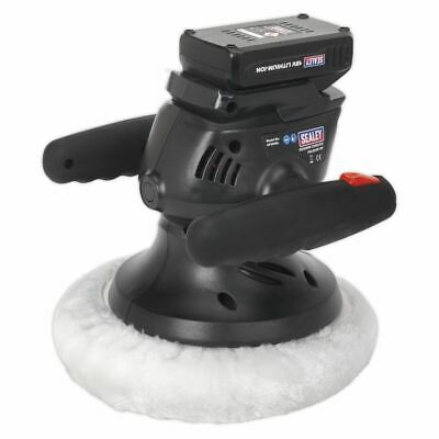 Sealey CP2518L Cordless Lithium-ion Polisher Ø240mm 18V